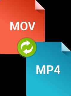 Как конвертировать MOV в MP4 в Movavi Конвертере Видео
