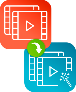 How to add a filter to a video in Movavi Video Editor