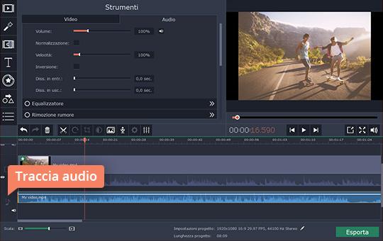 Provate un programma per vedere video a rallentatore