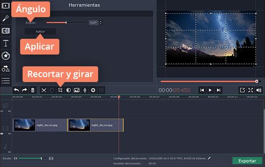 Aprenda cómo rotar sus vídeos con el software poderoso de Movavi