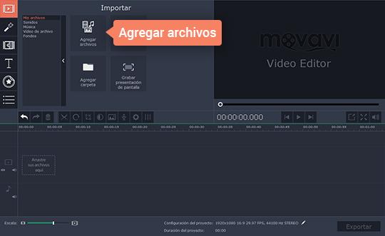 Recorte sus vídeos de manera sencilla con Movavi Video Editor