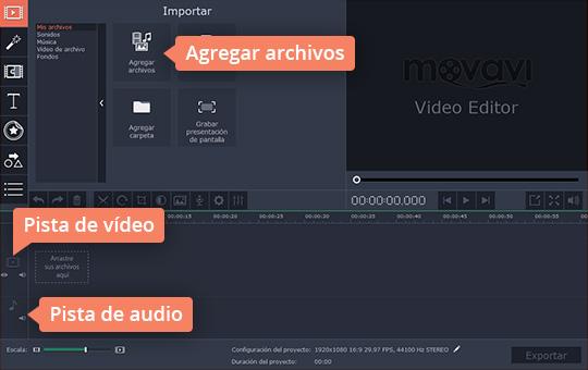 Ponga música a sus vídeos fácilmente con Movavi Video Editor