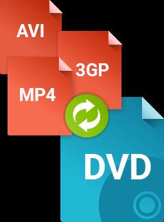 Как конвертировать видео в DVD при помощи конвертера Movavi