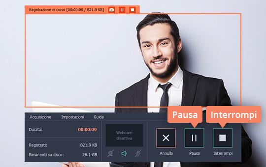 Scoprite come registrare lo schermo del computer con Movavi