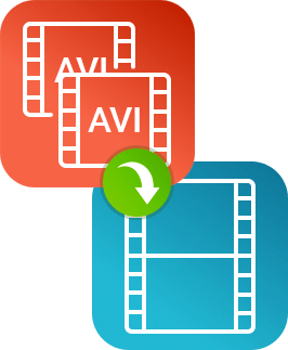 How to combine AVI files in Movavi Video Editor