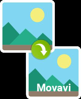 Как добавить текст на фото в Movavi Фоторедакторе
