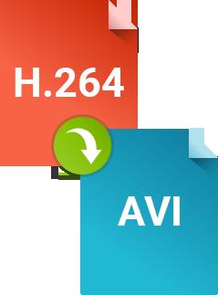 Как конвертировать видео H.264 в AVI при помощи конвертера Movavi