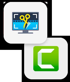 Camtasia studio 8. 6 + ключ. Полная русская версия скачать.