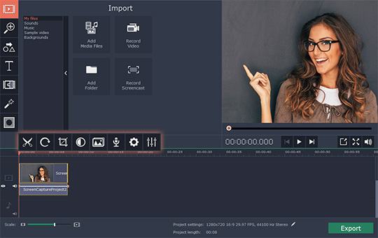 desktop recording software
