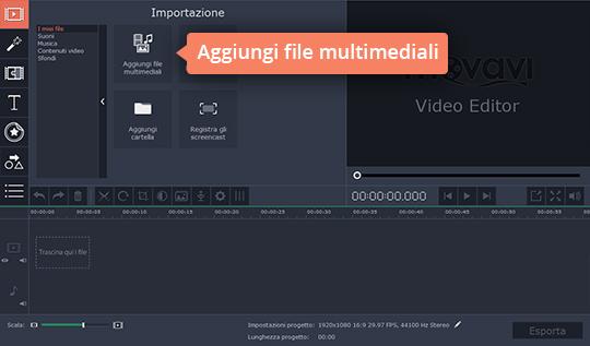 Stabilizzare video è facile con Movavi