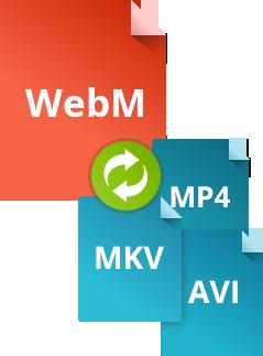 Как конвертировать WebM в Movavi Конвертере Видео