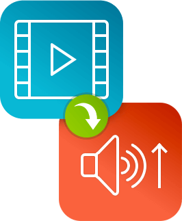 How to make a video louder in Movavi Video Editor