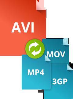 Как конвертировать видео в AVI и обратно при помощи Movavi Конвертера Видео
