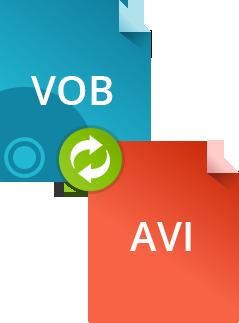 Как конвертировать VOB в AVI в Movavi Конвертере Видео