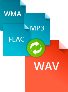 Как сделать формат wav 333