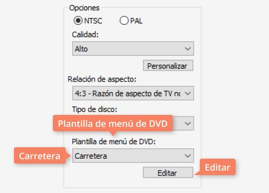Cree vídeos DVD fácilmente con Movavi Video Suite