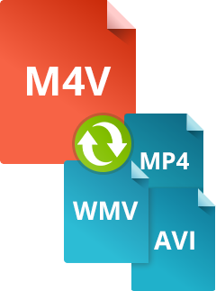 Convert M4V to MP4 and Other Formats | M4V Converter