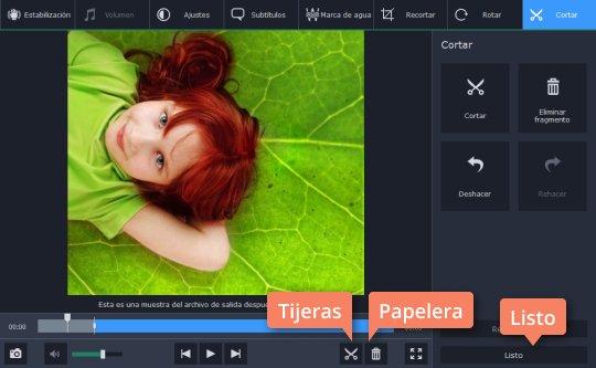 Haga un GIF de un vídeo con Movavi Video Converter