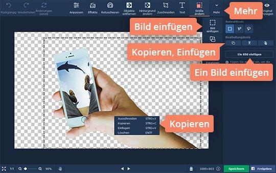 fotomontage programme