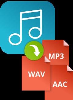 Как конвертировать аудио на Mac в Movavi Конвертере Видео