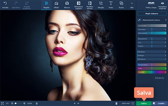 Aumentate la qualità delle foto con pochi click
