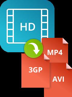 Как конвертировать HD-видео в конвертере Movavi