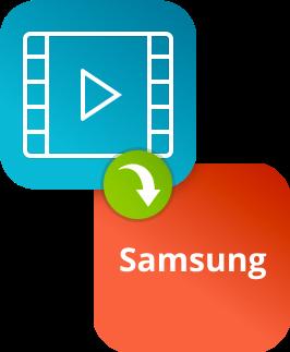 Как конвертировать видео для Samsung в Movavi Конвертере Видео