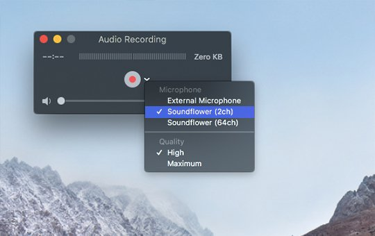 How to Record Screen with Audio on Mac - 2 ways by Movavi