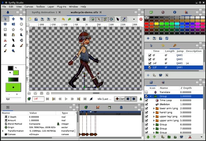 Top 10 Best 2D Animation Software in 2019