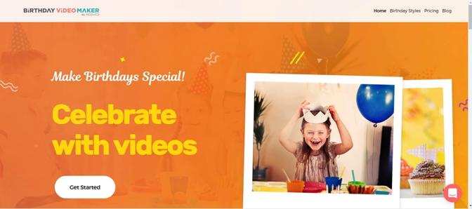 Top 5 Online Birthday Video Makers Movavi