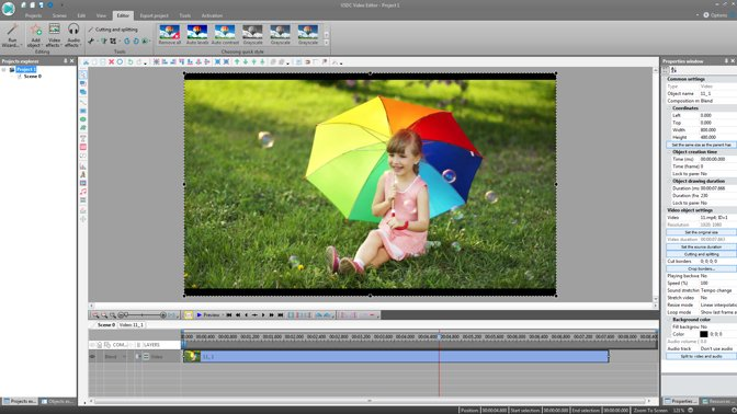 best non linear video editing software