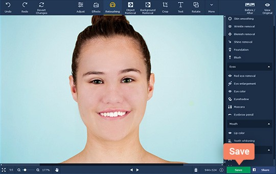 Blemish Remover   How to Remove Blemishes from Photos