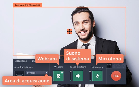 Scoprite come registrare lo schermo del PC con due clic