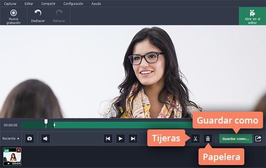 Aprenda cómo grabar los webinars con Movavi Screen Recorder