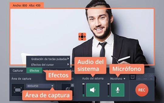 Aprenda cómo capturar pantallas en Windows 8 con Movavi