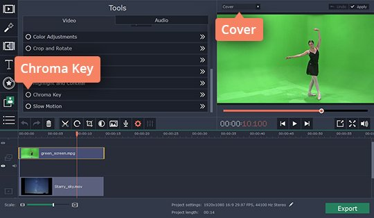Chroma Key Beta Apk