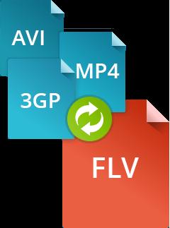 Как конвертировать FLV в другие форматы и обратно при помощи Movavi Конвертера Видео