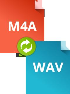 Как конвертировать M4A в WAV и обратно при помощи конвертера Movavi