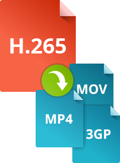 HEVC Converter by Movavi | How to Convert x265 to x264 with Movavi