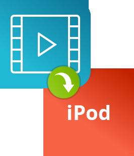 Как конвертировать видео для iPod в Movavi Конвертере Видео