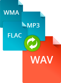 Как конвертировать в WAV при помощи конвертера Movavi