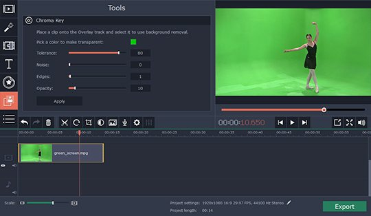 Green Screen Software | Download Chroma Key Software