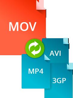 Как конвертировать MOV в другие форматы при помощи Movavi Конвертера Видео