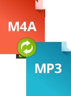 convertidor m4a a mp3