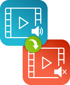 How to remove audio from a video in Movavi Video Editor