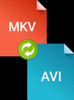 Как конвертировать MKV в AVI в Movavi Конвертере Видео