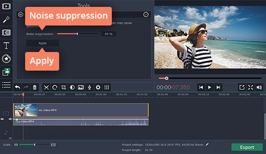 How to Remove Background Noise from Video and Audio Files