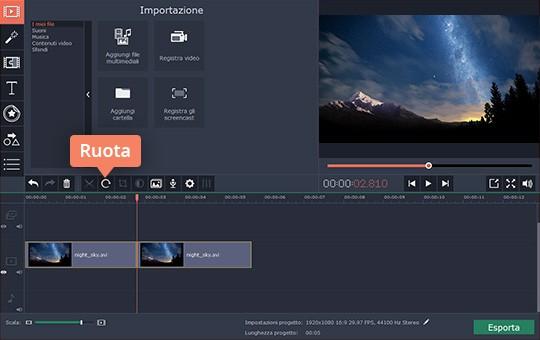 Scoprite come ruotare un video dopo aver letto il tutorial