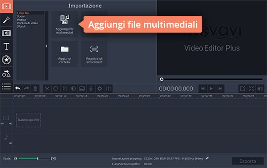 Scoprite come realizzare con facilità un montaggio video