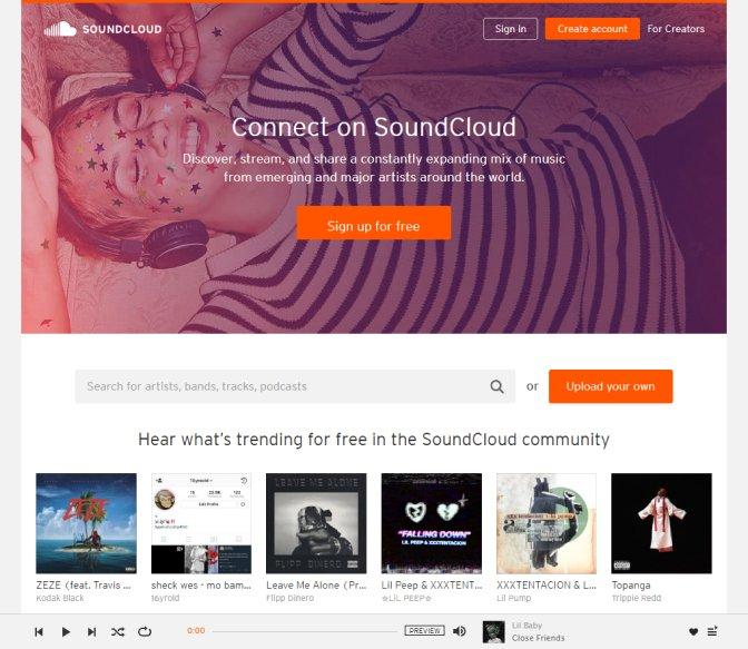 best free music sites online